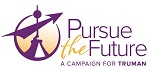 pursue the future logo