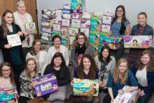 CMDS Students Complete Diaper Drive
