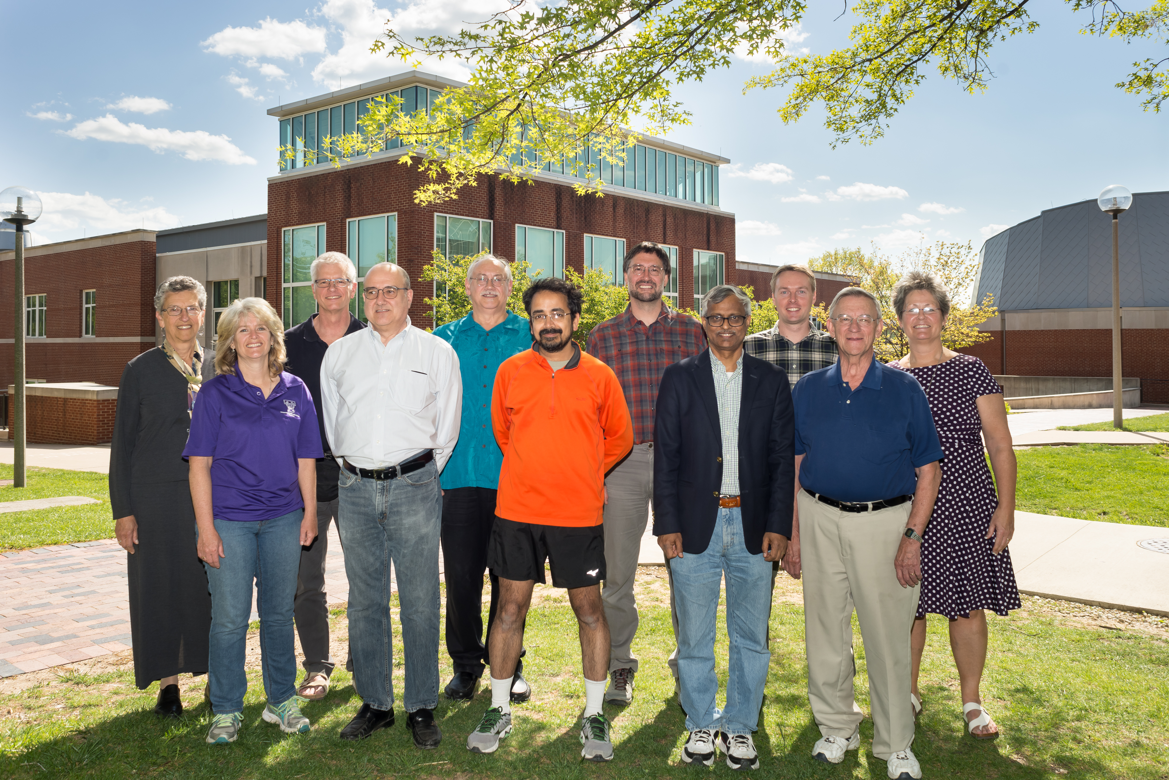 Image of Physics Faculty