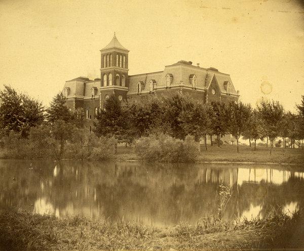 1880 Baldwin Tower