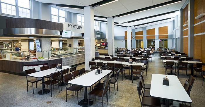 Missouri Hall Cafeteria
