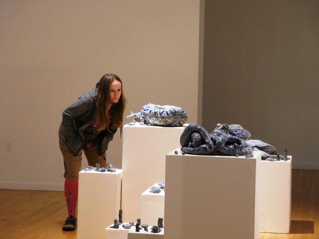 Sculpture display 2