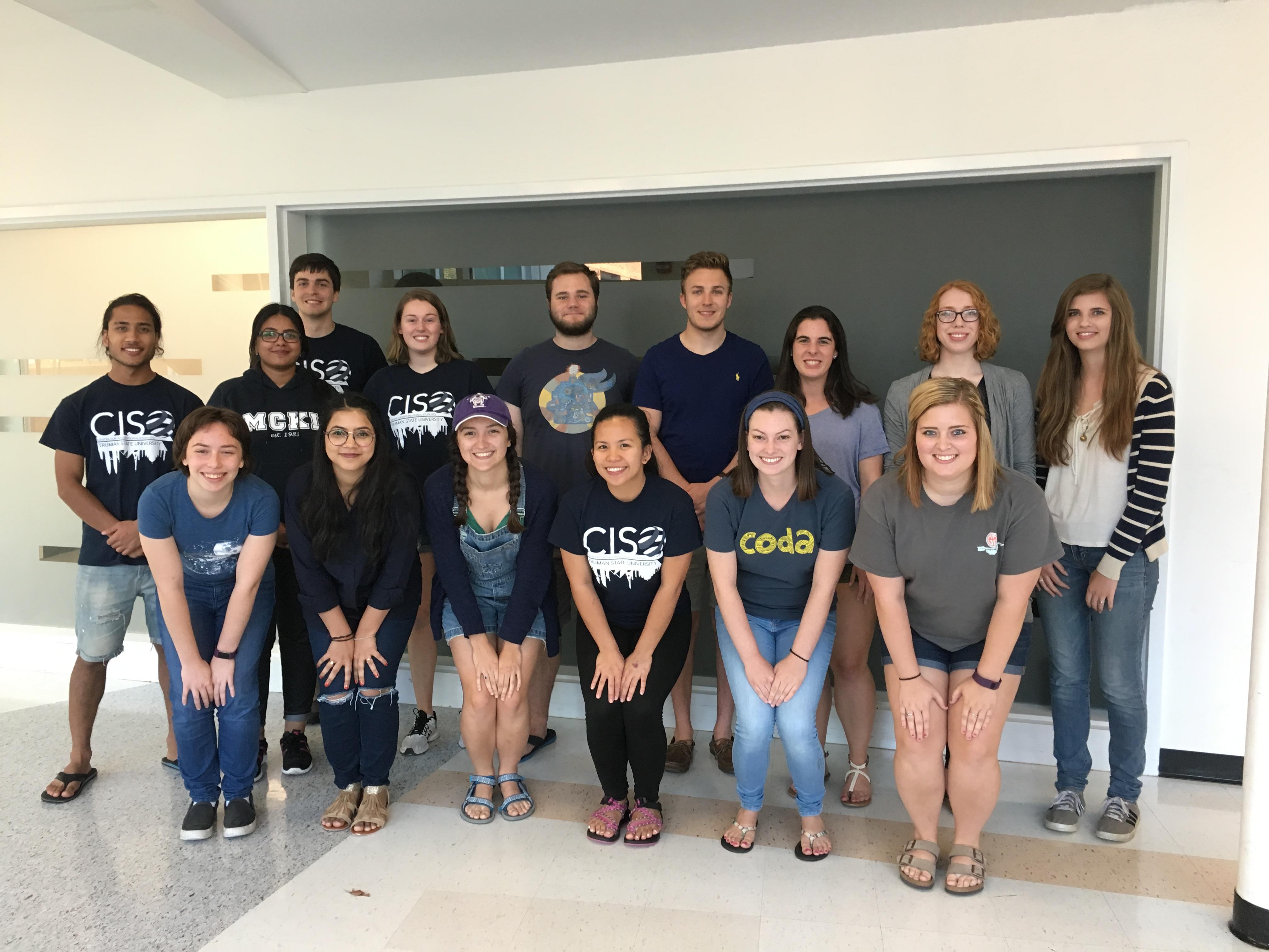 Academic Success Mentors Group Photo