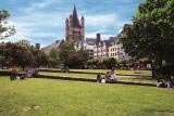 Cologne Along Rhine