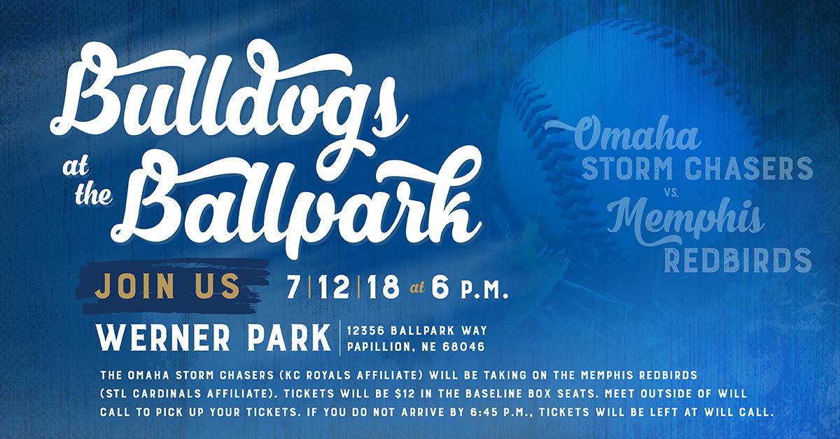 OmahaClub-BulldogsattheBallpark2018