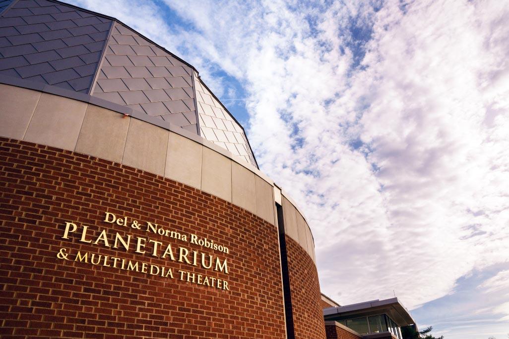 Del and Norma Robison Planetarium