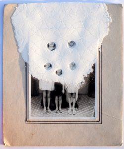 Priya Kambli, Studio Portrait (Aajooba, Neela Atya, Sona, Mona and Me), 2017, Archival inkjet print