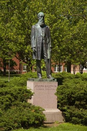 Statue of Joseph Baldwin
