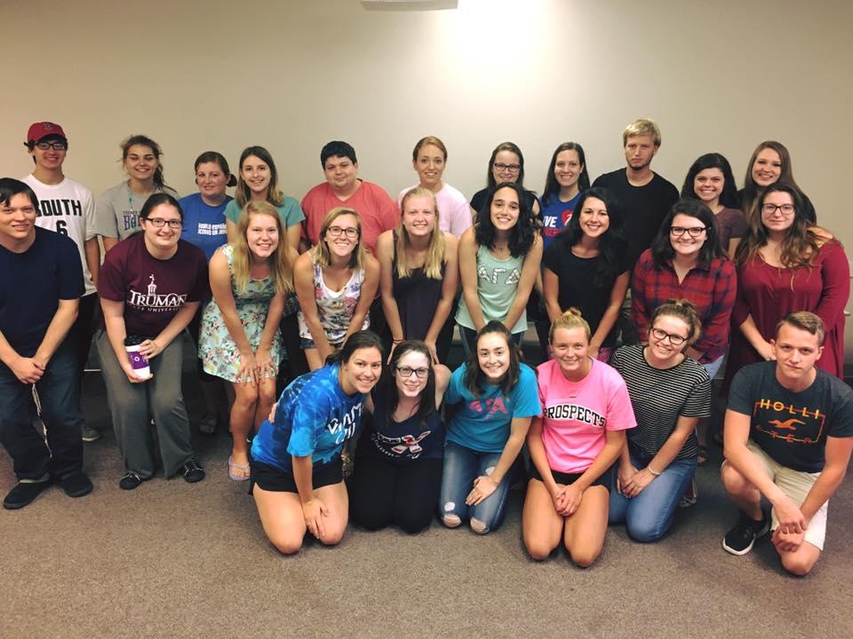 Student-Missouri State Teacher's Association