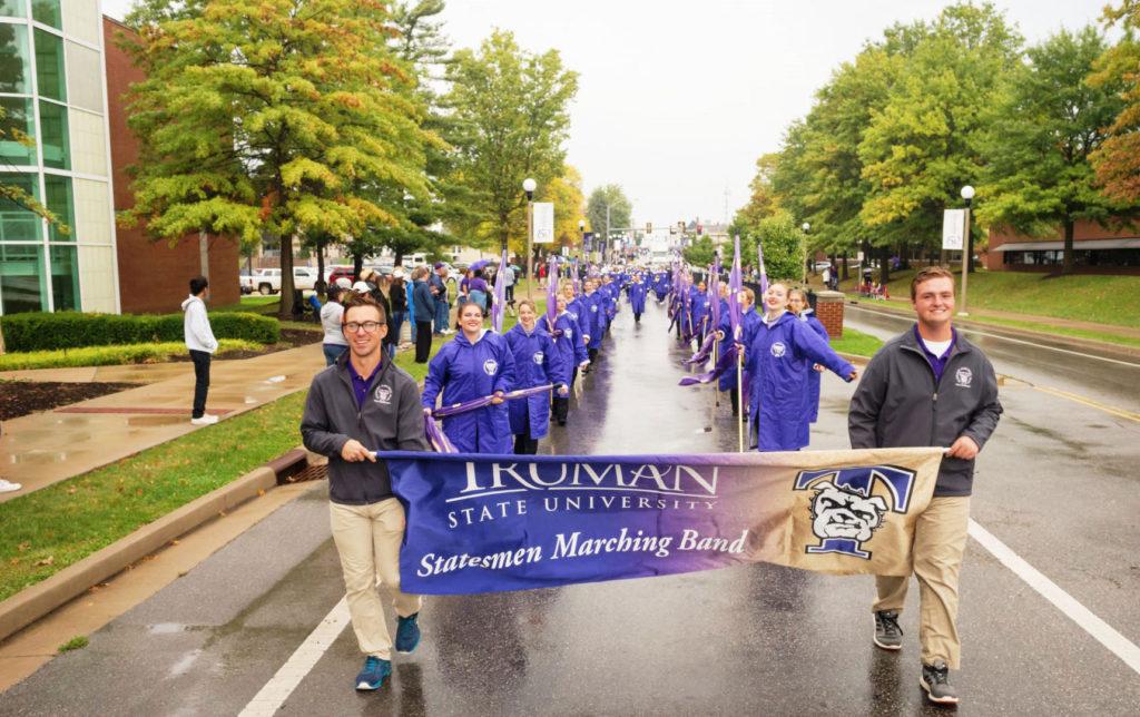 Statesmen Marching Band
