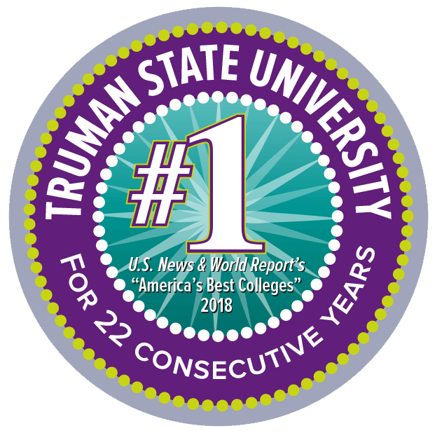 Truman ranked among America's best colleges by U.S. News & World Report