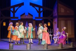 She Stoops to Conquer Theatre Production