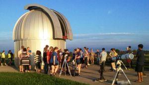 Observatory at the University Farm