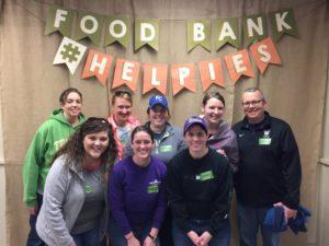 TruCare - Volunteering at Food Bank