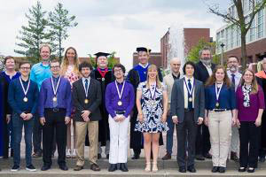 Honor Scholars at Truman