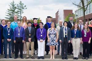 Honor Scholars at Truman