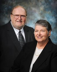 Larry and Sharron Quisenberry