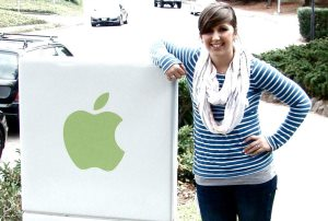 Student internship at Apple