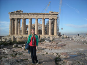 Study abroad in Greece