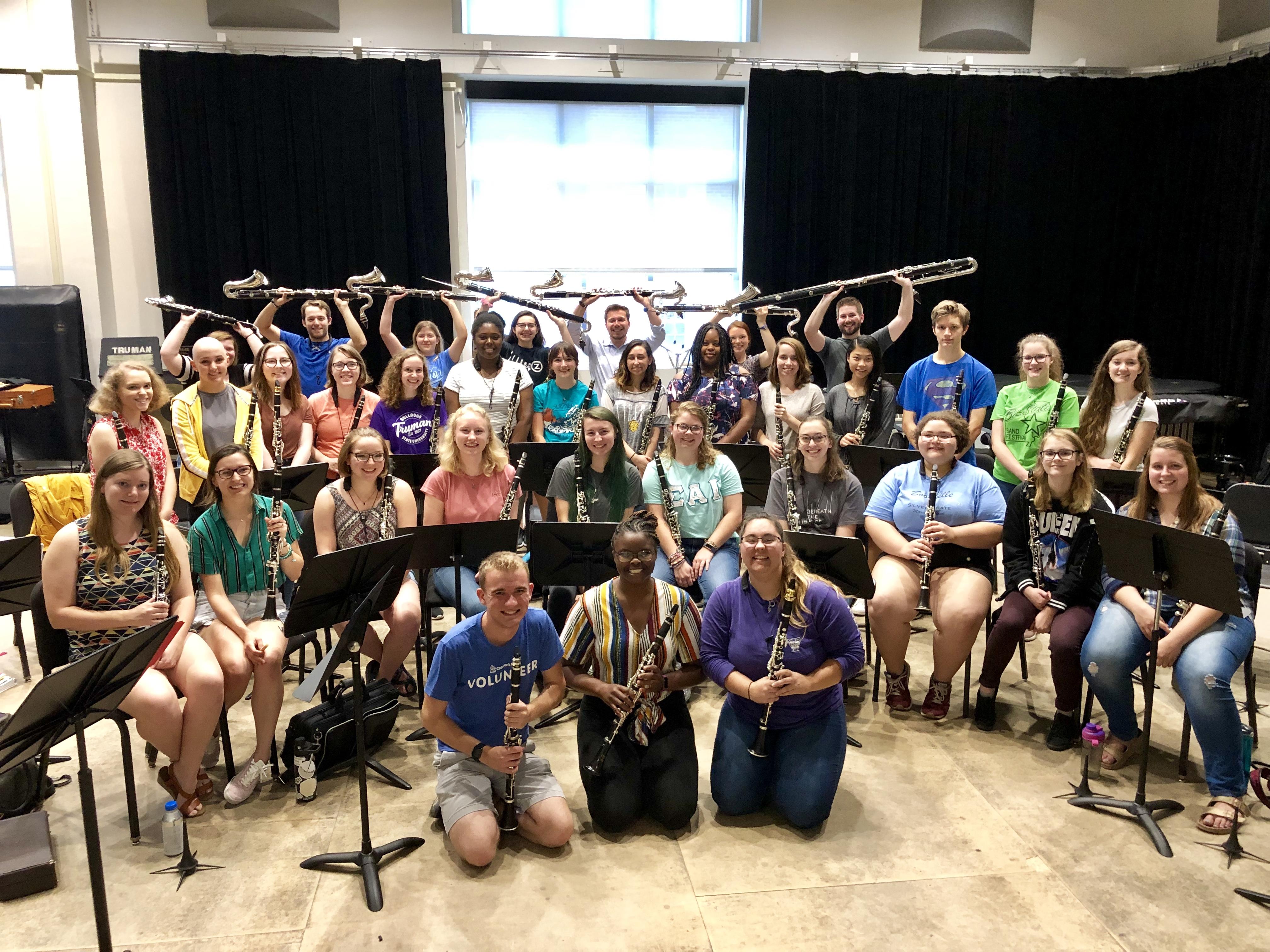 Truman Clarinet Studio