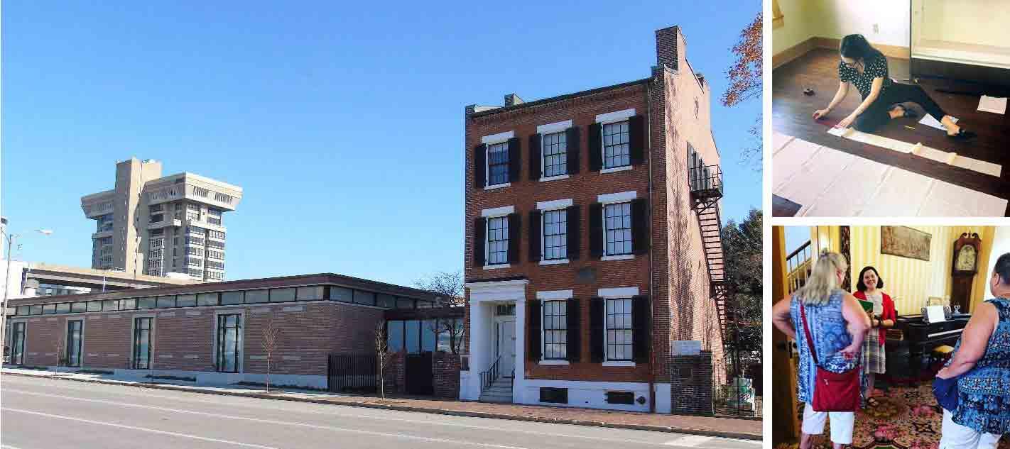 History Internship at Field House