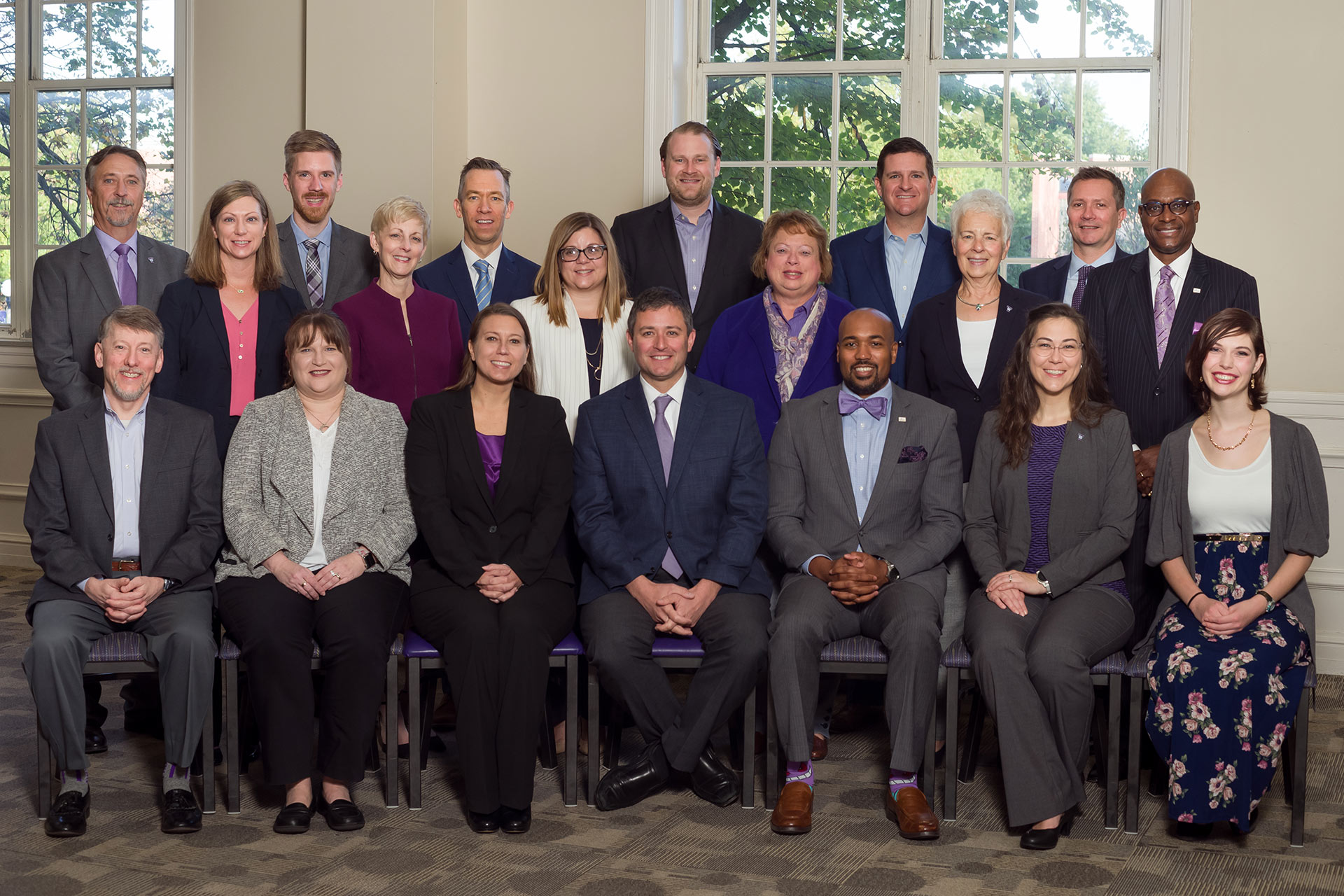 Foundation Board group photo