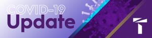Banner for Coronavirus Updates websites