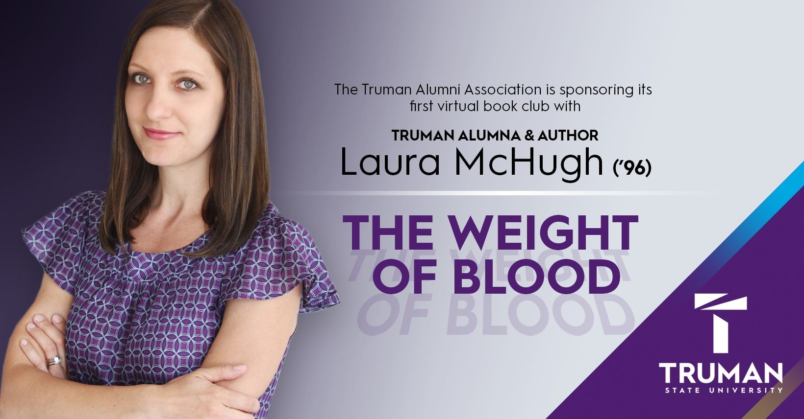The Weight of Blood - Book Club Event