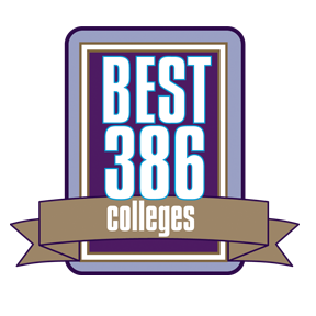 Princeton Review - Best 386 Colleges