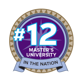 Truman ranked #12 best master's university in the nation by Washington Mnthly