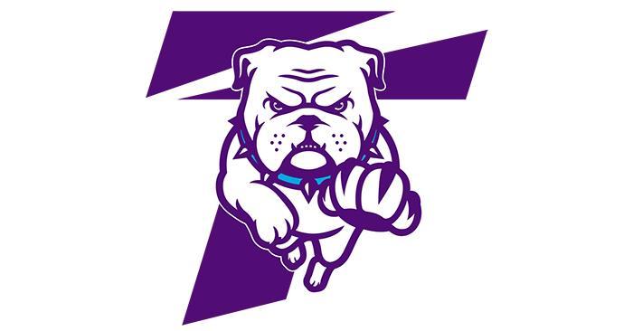 Bulldog and Truman T logo