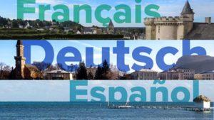 French German Spanish